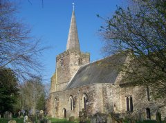 Rotherfield Church